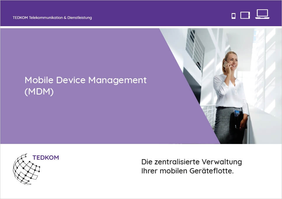 TEDKOM - Download - Mobile Device Management